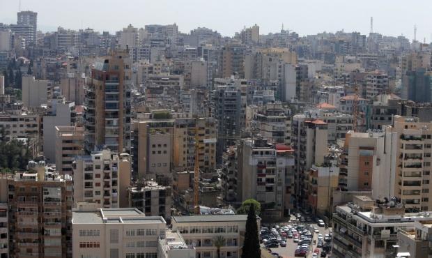 Beirut cityscape AFP_1