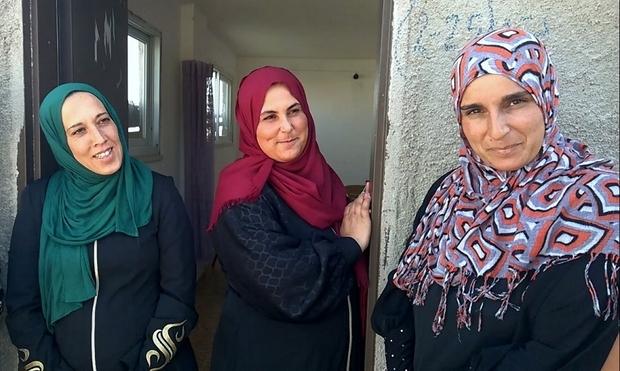 Jubbet al-Dhib women 02